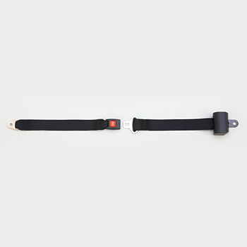 TWO POINTS RETRACTABLE SEAT BELT
