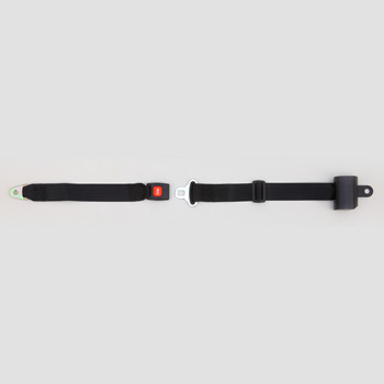 2 POINTS RETRACTABLE SEAT BELT